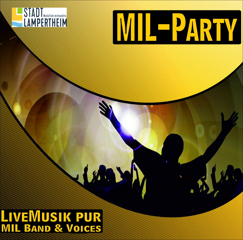 MIL-Party 2019 - ausverkauft! -