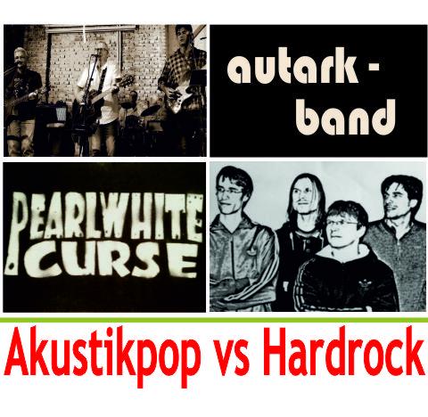 Akustikpop vs. Hardrock