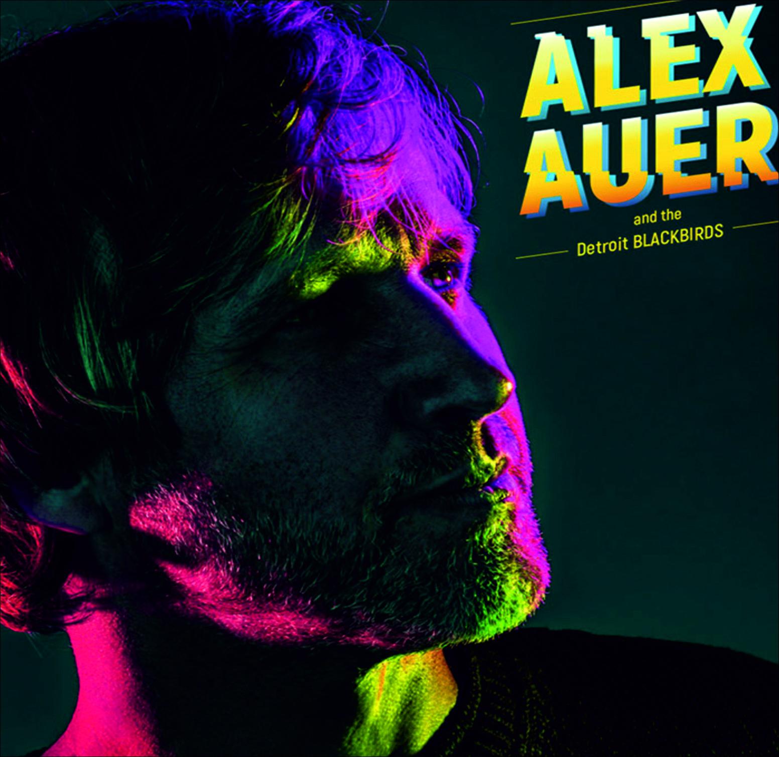 "Abgesagt! -    Alex Auerand the ""Detroit Blackbirds"""